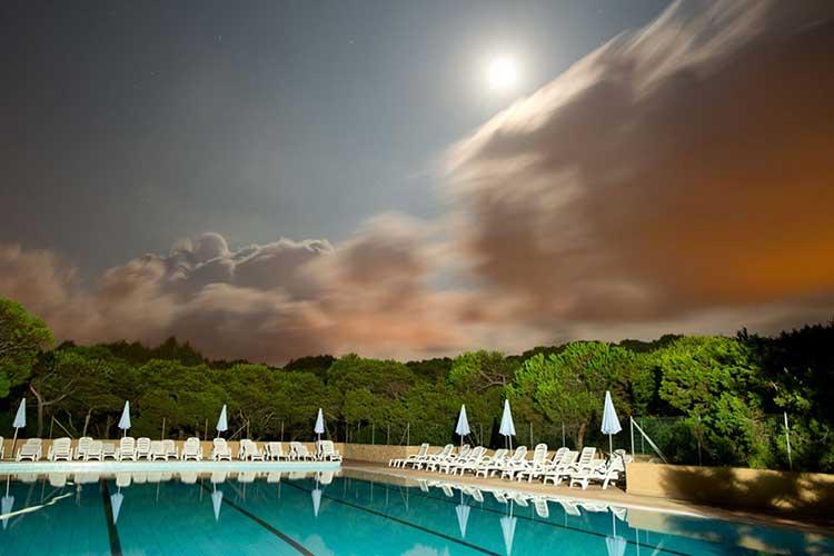 club hotel BAIA VERDE Sardegna
