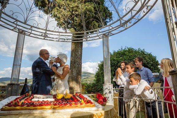 Matrimonio sulle Colline del Chianti