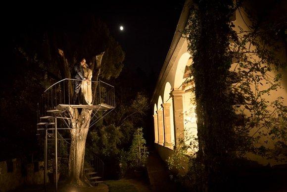 Abito Vintage per la sposa a Panzano in Chianti