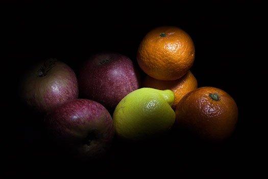 still life frutta