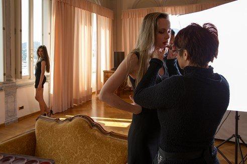 Rebecca Cancellieri e Giorgia Malavasi