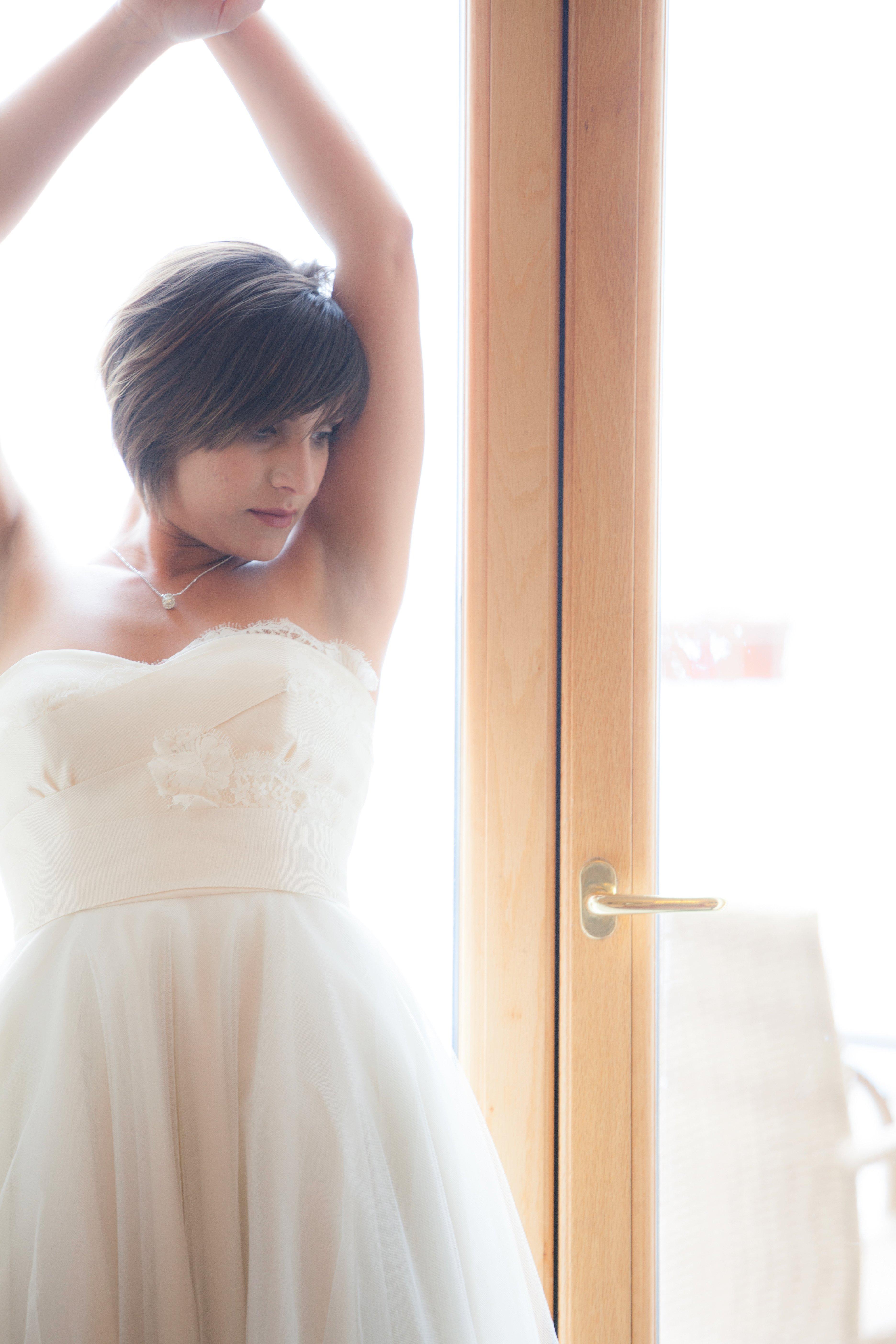 la luce nella fotografia di matrimonio