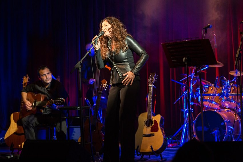 Alessia Ramusino in concerto