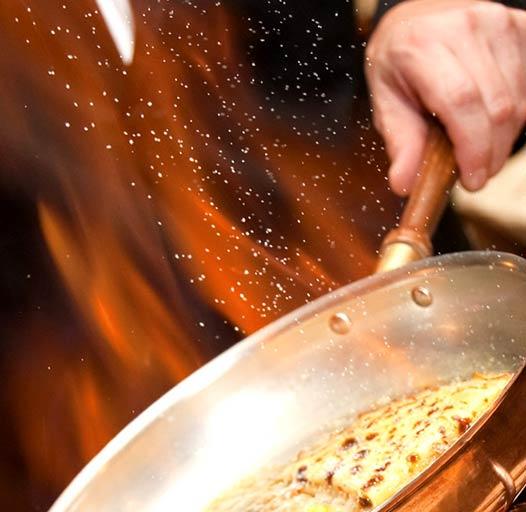 foto d'azione e sceneggiature video per ristoranti, grandi chef, pasticcerie