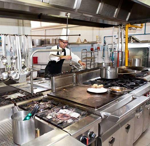 servizi fotografici e video per cucine, chef, gastronomia e ristoranti