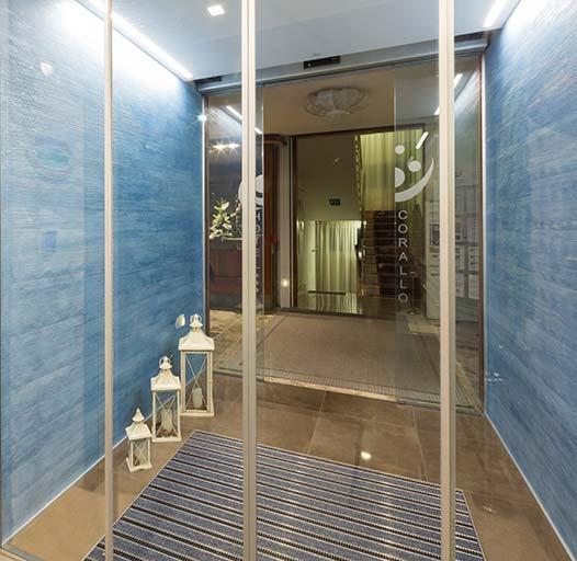 comunicazione visiva per alberghi, hotel e strutture del lusso a Genova