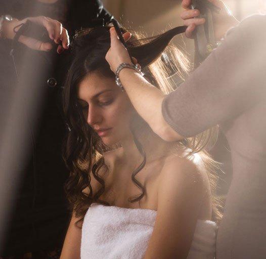 claudio beduschi, la preparazione della sposa