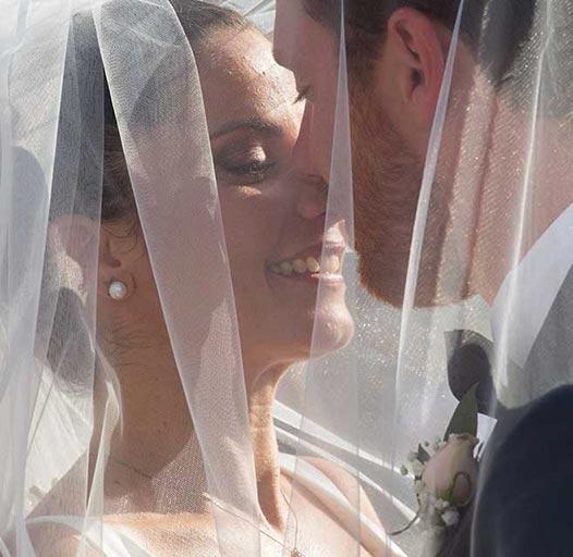 fotografia di matrimonio a Genova Pegli
