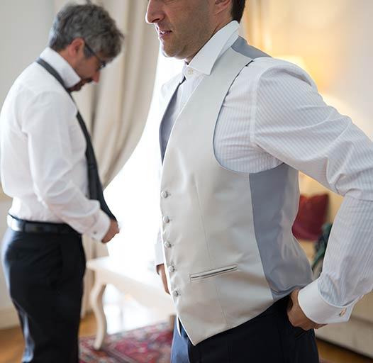 fotoreportage di matrimonio a Genova Pegli